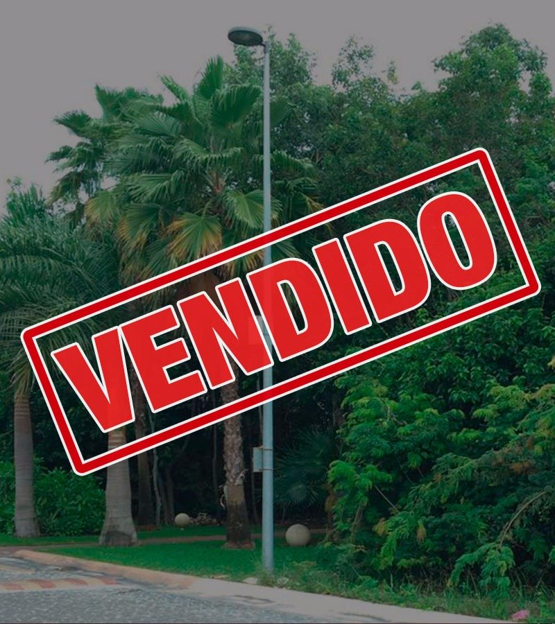 vendido terreno residencial cumbres cancun alted29