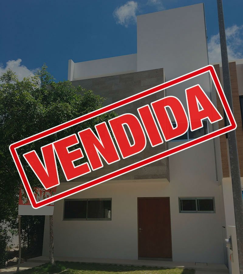vendida casa residencial arbolada cancun secoyed22