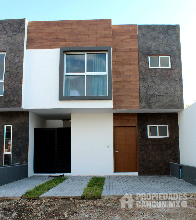 sala_tv_casa_residencial_artika_homes_cancun