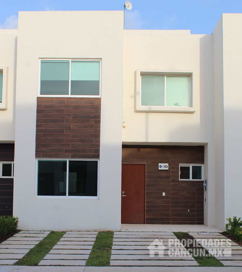 sala casa residencial dunes lake cancun duney